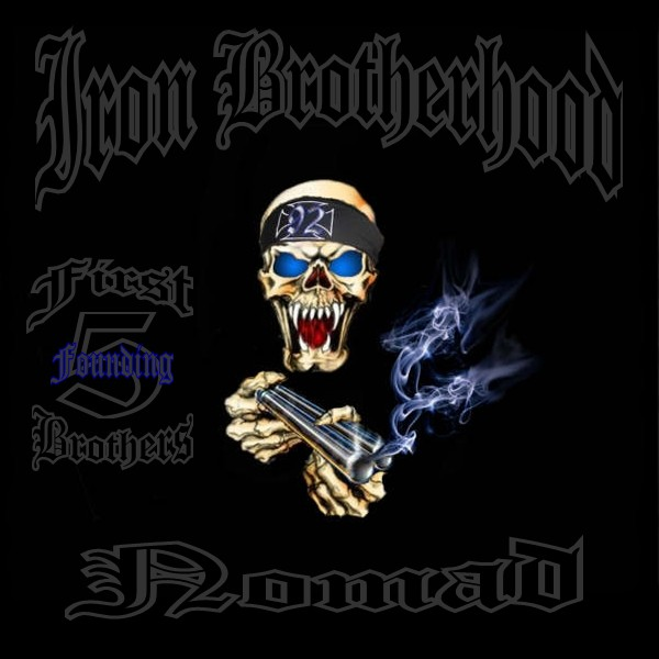 Nomads mc Logo Brotherhood mc And Logo is